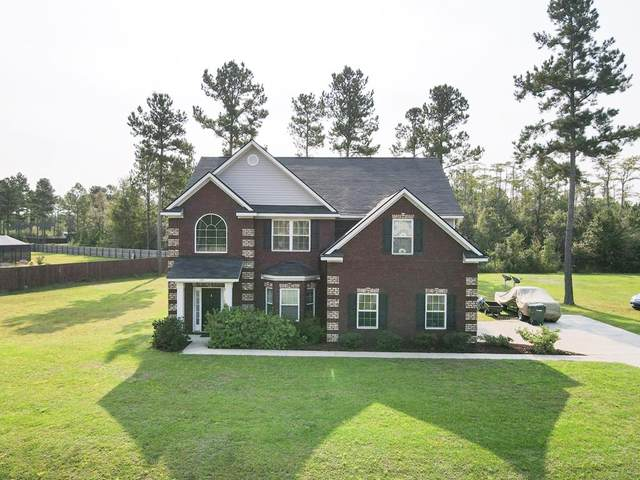 101 Brandywine Court Ne, Ludowici, GA 31316 (MLS #135950) :: Level Ten Real Estate Group
