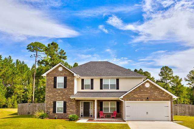 84 Highland Road Ne, Ludowici, GA 31316 (MLS #136018) :: Coldwell Banker Southern Coast