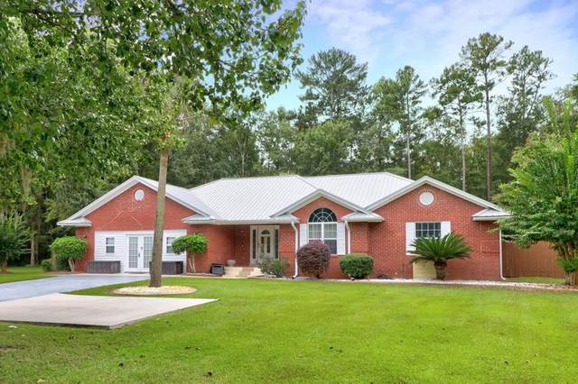 866 Flora Ellen Street, Hinesville, GA 31313 (MLS #137066) :: Coldwell Banker Southern Coast