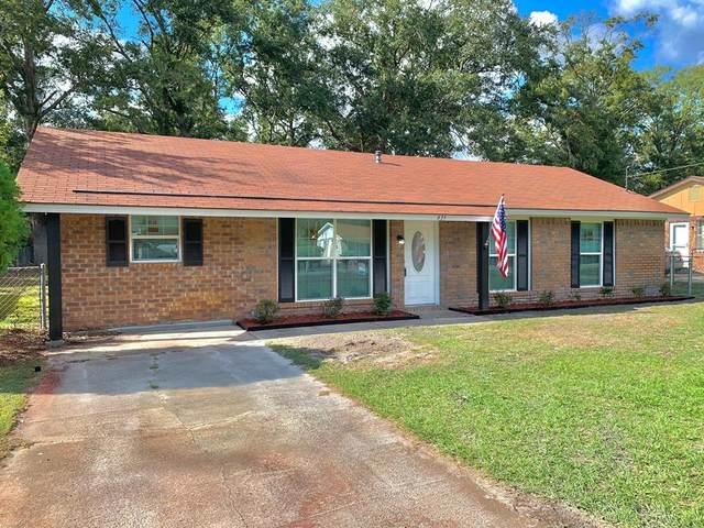 635 Eagan Road, Hinesville, GA 31313 (MLS #137180) :: Level Ten Real Estate Group