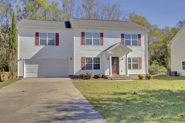 415 Auburn Road, Glennville, GA 30427 (MLS #137225) :: Coastal Homes of Georgia, LLC