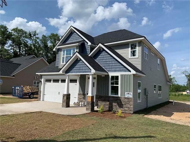193 E. Franklin Street, Ludowici, GA 31316 (MLS #137249) :: Coastal Homes of Georgia, LLC