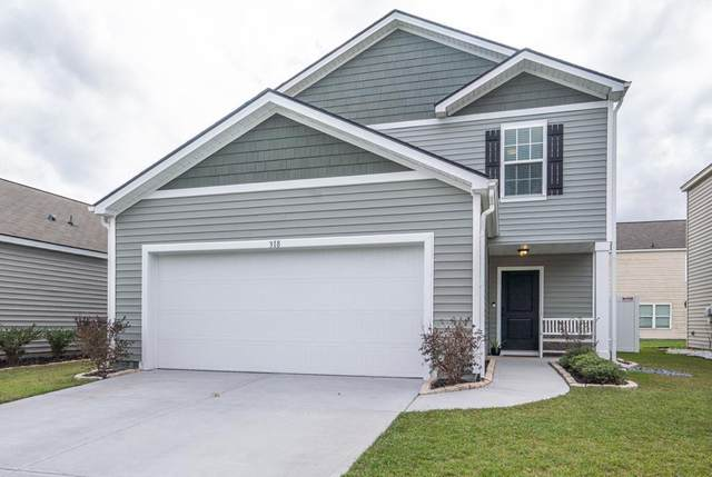 318 Connor Court, Hinesville, GA 31313 (MLS #137262) :: RE/MAX All American Realty