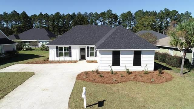 233 Isabella Way, Jesup, GA 31546 (MLS #137270) :: Coastal Homes of Georgia, LLC