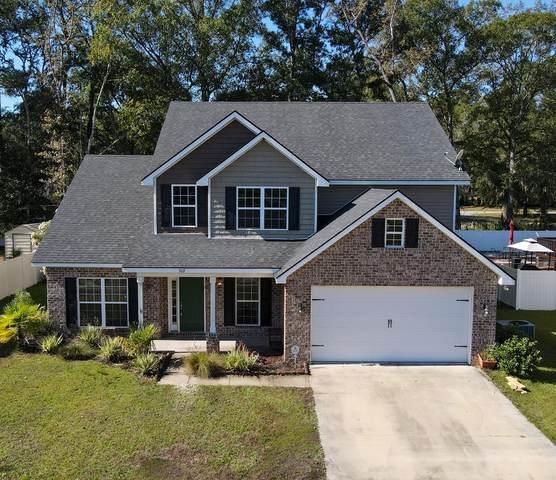 702 Eden Lane, Hinesville, GA 31313 (MLS #137383) :: Coastal Homes of Georgia, LLC