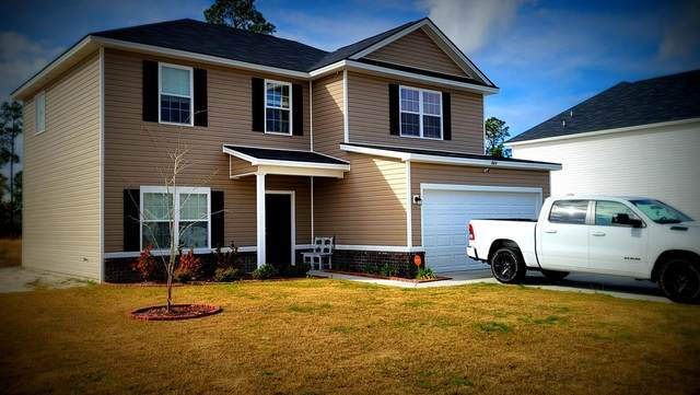 1864 Wiregrass Way, Hinesville, GA 31313 (MLS #137646) :: Coldwell Banker Southern Coast
