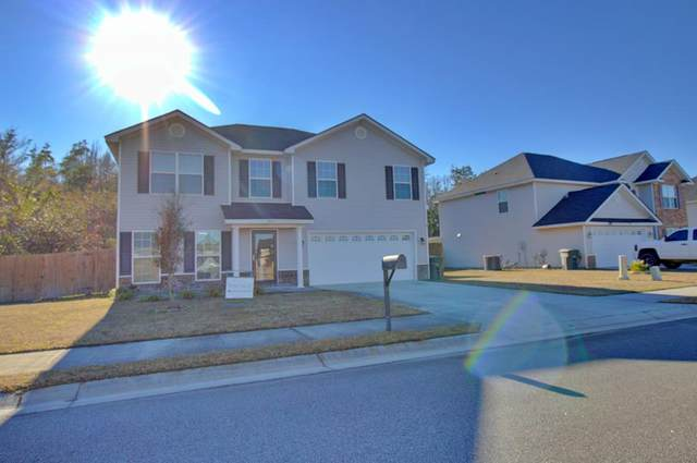 1027 Miles Crossing, Hinesville, GA 31313 (MLS #137693) :: Coldwell Banker Southern Coast