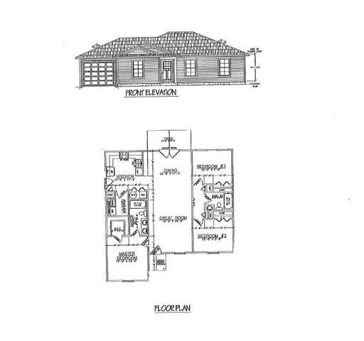 148 Railroad Street, Ludowici, GA 31316 (MLS #137756) :: Coldwell Banker Southern Coast