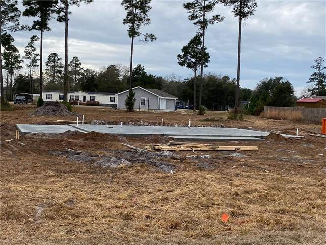 45 Rick's Place, Jesup, GA 31545 (MLS #137789) :: RE/MAX All American Realty