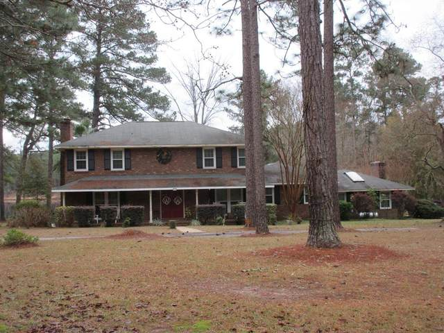 139 Lakewood Drive, Reidsville, GA 30453 (MLS #137847) :: Coldwell Banker Southern Coast