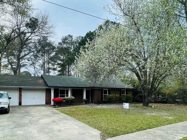 615 Olmstead Drive, Hinesville, GA 31313 (MLS #137853) :: Savannah Real Estate Experts