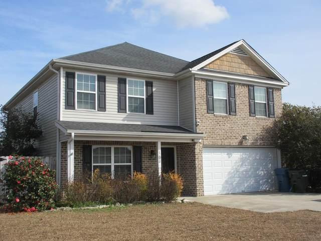 103 Auburn Circle, Glennville, GA 30427 (MLS #137896) :: RE/MAX All American Realty