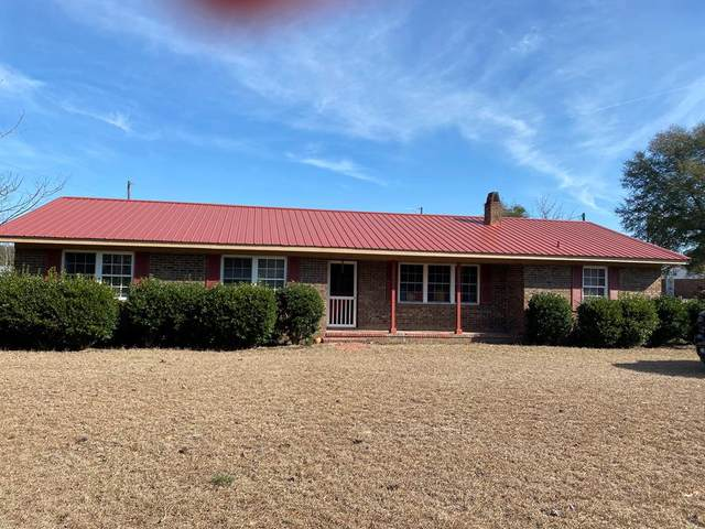 1517 Us Hwy 280, Reidsville, GA 30453 (MLS #137913) :: Coldwell Banker Southern Coast