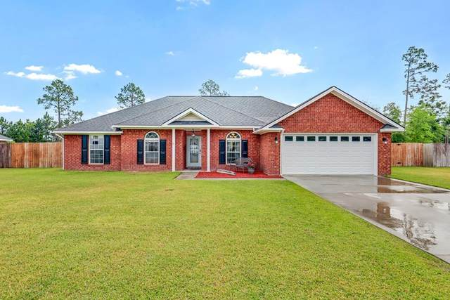 428 Burnt Pines Road, Ludowici, GA 31316 (MLS #138749) :: RE/MAX All American Realty