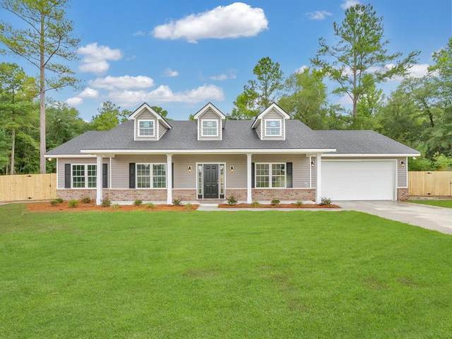 Lot 6 Mehalko Road, Walthourville, GA 31301 (MLS #138954) :: Coldwell Banker Southern Coast