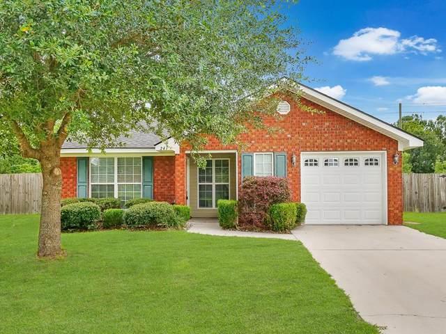 241 Augusta Way, Hinesville, GA 31313 (MLS #139810) :: Coldwell Banker Southern Coast