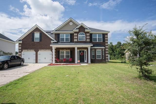 671 Red Oak Lane, Hinesville, GA 31313 (MLS #139860) :: eXp Realty