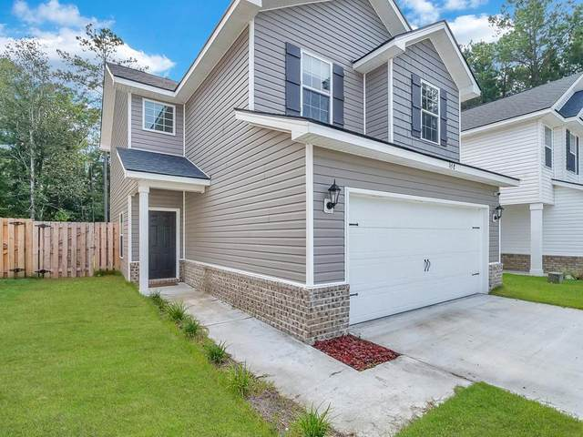 158 Hamlet Court, Hinesville, GA 31313 (MLS #139918) :: Coldwell Banker Southern Coast