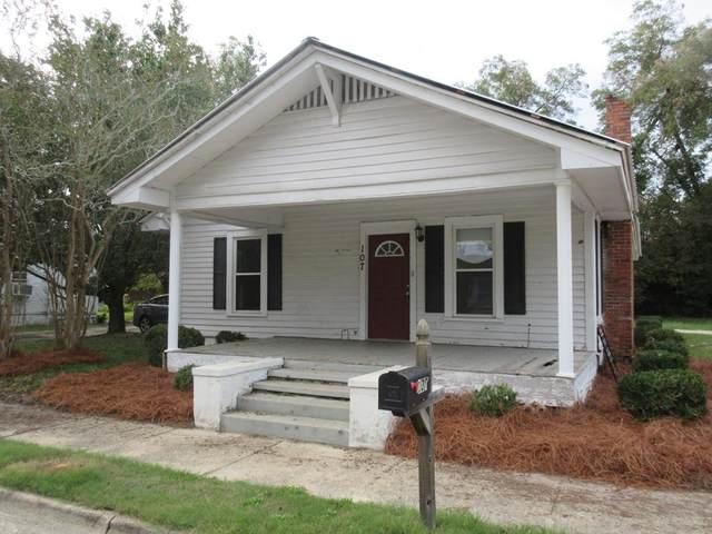 107 West Howard Street, Glennville, GA 30427 (MLS #140065) :: Coldwell Banker Southern Coast