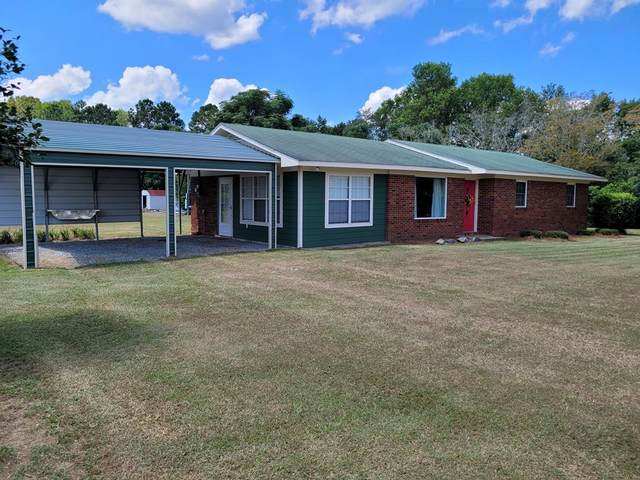 118 Prentice Waters Road, Glennville, GA 30427 (MLS #140513) :: Coldwell Banker Southern Coast