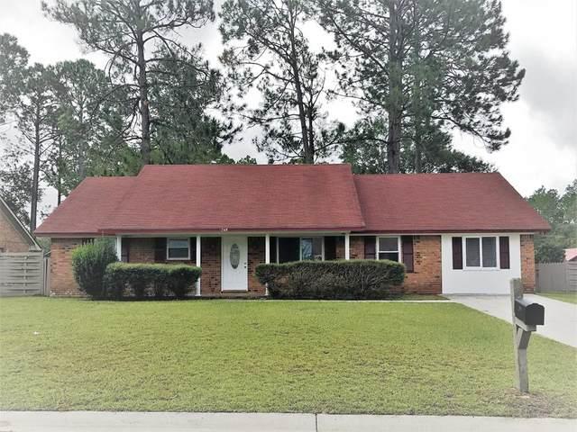 709 Robin Hood Drive, Hinesville, GA 31313 (MLS #140606) :: Coldwell Banker Southern Coast