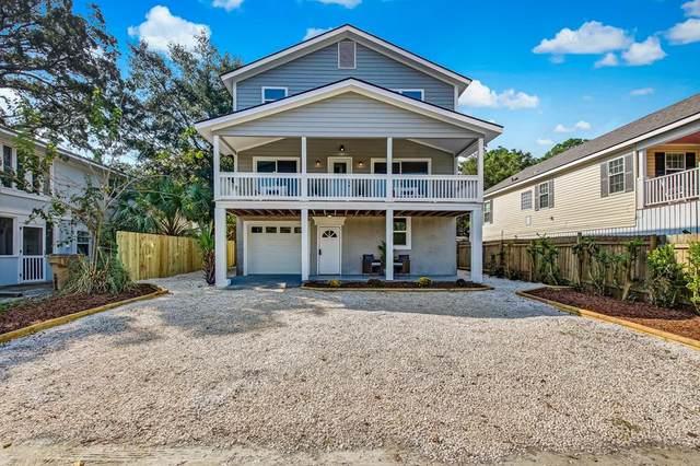 1012 Live Oak Road, Tybee Island, GA 31328 (MLS #140631) :: Coldwell Banker Southern Coast