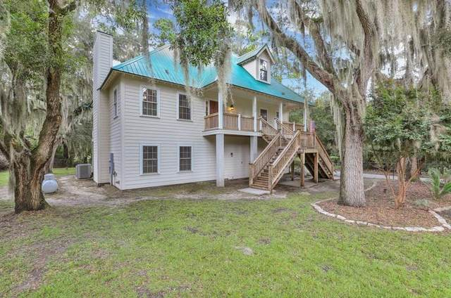 3120 Fort Morris Road, Midway, GA 31320 (MLS #140734) :: Coldwell Banker Southern Coast