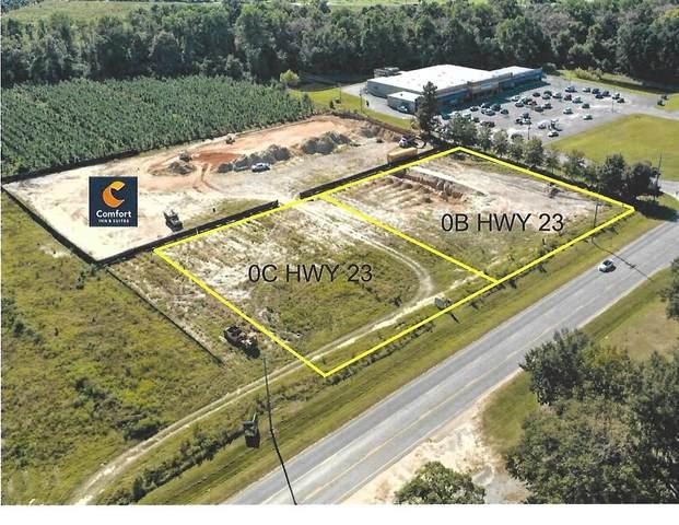 0 B Highway 23, Reidsville, GA 30453 (MLS #140738) :: Coldwell Banker Southern Coast