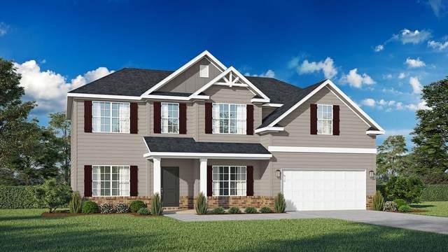 261 Avondale Drive, Ludowici, GA 31316 (MLS #140805) :: Coldwell Banker Southern Coast