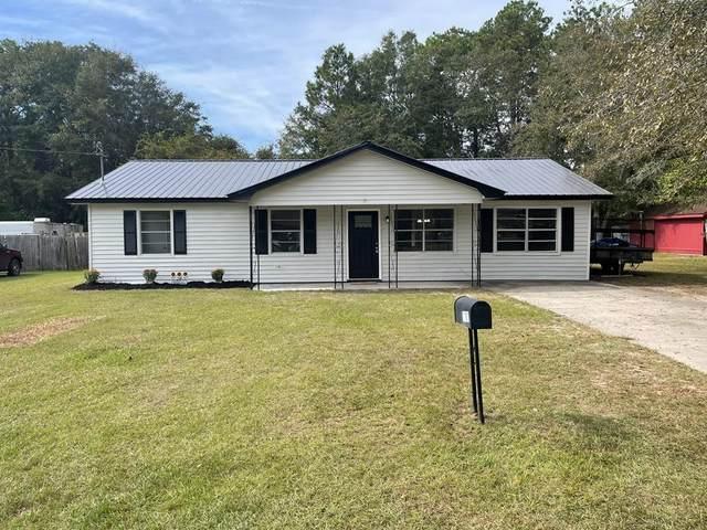 1101 Ricade Drive, Hinesville, GA 31313 (MLS #140887) :: RE/MAX Eagle Creek Realty