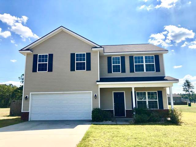 18 Clydesdale Court Ne, Ludowici, GA 31316 (MLS #131869) :: RE/MAX All American Realty