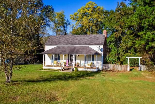 3230 East Lake Drive, Screven, GA 31560 (MLS #133034) :: Coldwell Banker Holtzman, Realtors