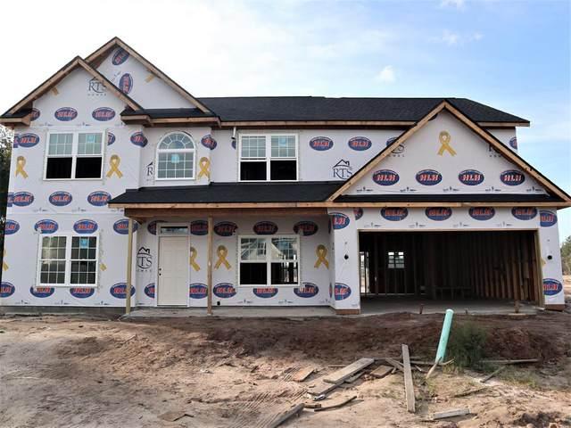 275 Sawmill Road, Hinesville, GA 31313 (MLS #135309) :: Level Ten Real Estate Group