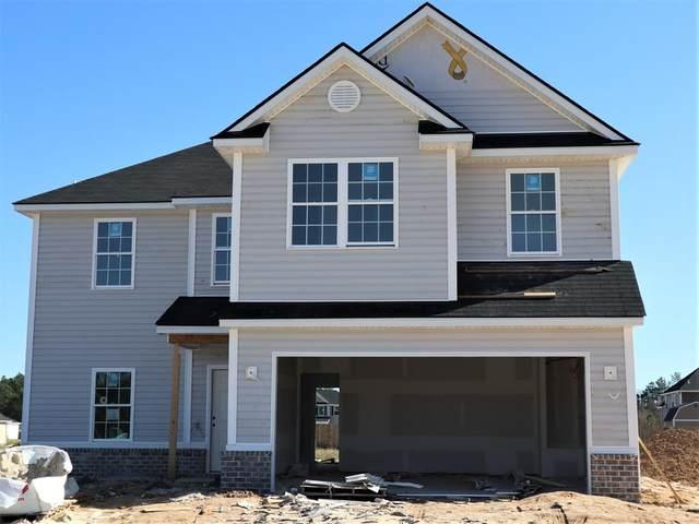 370 Huntington Drive Ne, Ludowici, GA 31316 (MLS #135943) :: Coastal Homes of Georgia, LLC