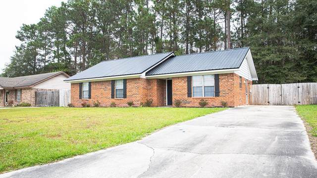 1219 Jubail Drive, Hinesville, GA 31313 (MLS #137423) :: Coastal Homes of Georgia, LLC