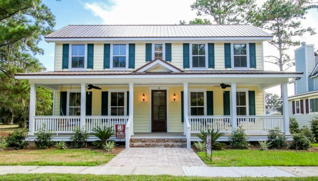 78 Yellow Bluff Drive, Midway, GA 31320 (MLS #127809) :: RE/MAX All American Realty