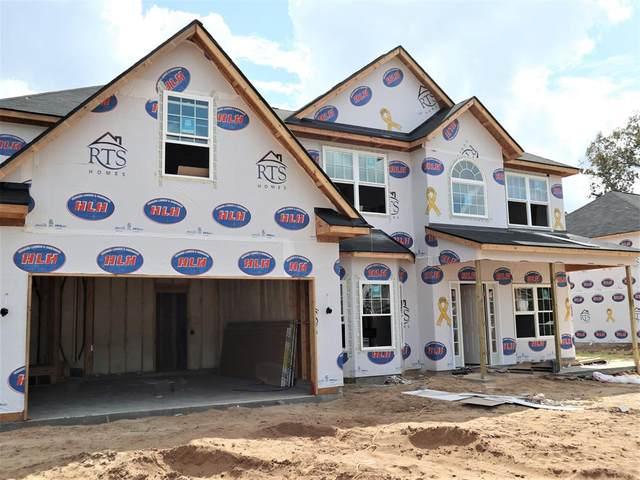 185 Fairview Drive Ne, Ludowici, GA 31316 (MLS #135797) :: Level Ten Real Estate Group