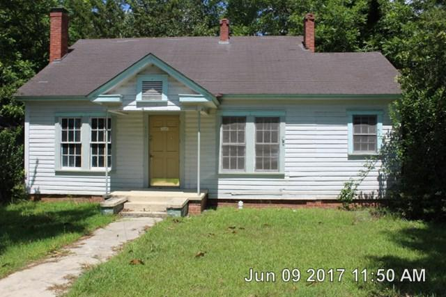 120 Rushing Street, Glennville, GA 30427 (MLS #123616) :: Coldwell Banker Holtzman, Realtors