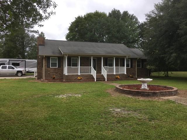 5696 Baxter Durrence Road, Glennville, GA 30427 (MLS #123625) :: Coldwell Banker Holtzman, Realtors
