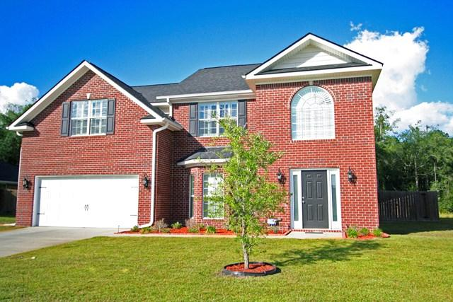 511 Cascade Court, Hinesville, GA 31313 (MLS #123629) :: The Arlow Real Estate Group