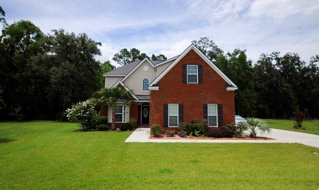 1009 White Oak Circle, Hinesville, GA 31313 (MLS #123653) :: The Arlow Real Estate Group
