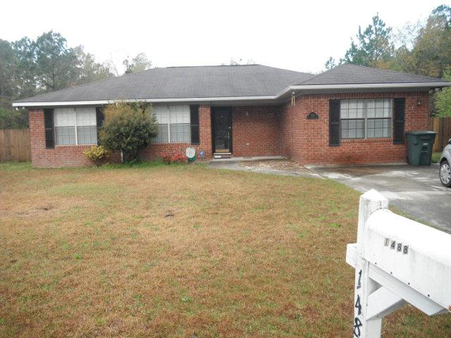 1488 Flo Zechman Drive, Hinesville, GA 31313 (MLS #123662) :: The Arlow Real Estate Group