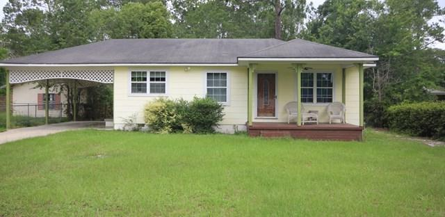 248 South 11th Street, Jesup, GA 31545 (MLS #123690) :: Coldwell Banker Holtzman, Realtors