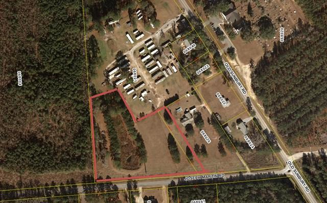 0 Joseph Martin Road, Flemington, GA 31313 (MLS #124218) :: Coldwell Banker Holtzman, Realtors