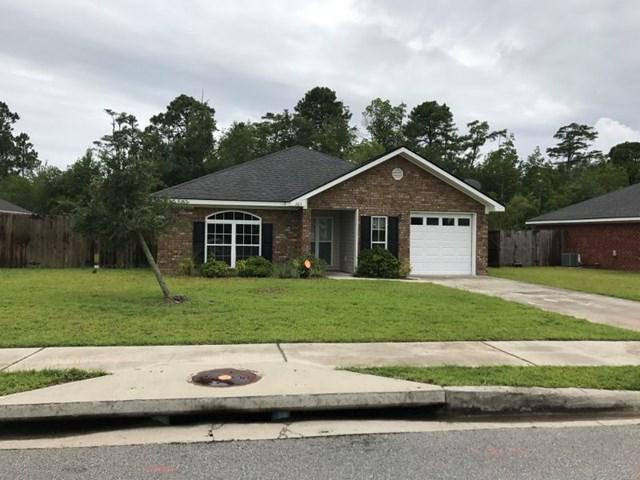 105 Grandview Drive, Hinesville, GA 31313 (MLS #124356) :: Coldwell Banker Holtzman, Realtors