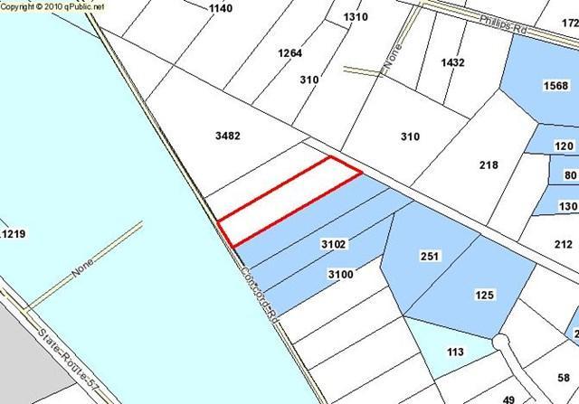 Lot 128 Old Macon Darien Road Se, Ludowici, GA 31316 (MLS #124369) :: Coldwell Banker Holtzman, Realtors