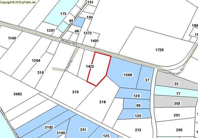 Lot 151 Buster Phillips Road Se, Ludowici, GA 31316 (MLS #124373) :: Coldwell Banker Holtzman, Realtors