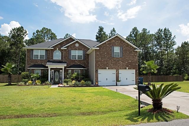 230 Briarcrest Drive Ne, Ludowici, GA 31316 (MLS #124374) :: Coldwell Banker Holtzman, Realtors