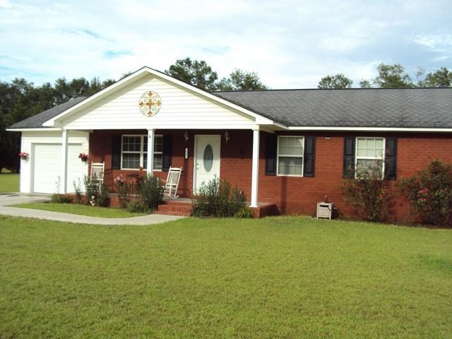 111 Ottis Road, Glennville, GA 30427 (MLS #124389) :: Coldwell Banker Holtzman, Realtors
