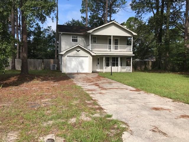 903 Mandarin Drive, Hinesville, GA 31313 (MLS #124395) :: Coldwell Banker Holtzman, Realtors